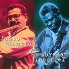 JUSTO ALMARIO Justo Almario & Abraham Laboriel album cover