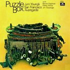 JYM YOUNG Jym Young's San Francisco Avant Garde : Puzzle Box album cover