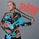 KADRI VOORAND Kadri Voorand Quartet : Armupurjus album cover