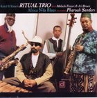 KAHIL EL'ZABAR Africa N'da Blues album cover
