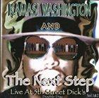 KAMASI WASHINGTON Live At 5th Street Dick's album cover