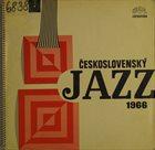 KAREL VELEBNY Československý Jazz 1966 album cover
