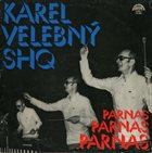 KAREL VELEBNY Parnas album cover