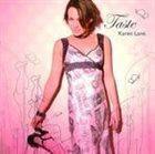 KAREN LANE Taste album cover
