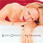 KAREN OBERLIN My Standards album cover