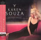 KAREN SOUZA Velvet Vault album cover