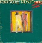KAREN YOUNG Karen Young / Michel Donato album cover