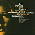 KARIN KROG Jazz Moments album cover