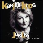 KARIN KROG Jubilee album cover