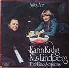 KARIN KROG Karin Krog, Nils Lindberg ‎: As You Are (The Malmö Sessions) album cover