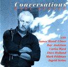 KARL BERGER Conversations album cover