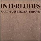 KARL BERGER Interludes album cover