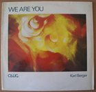 KARL BERGER We Are You album cover