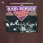 KARL BERGER Woodstock Workshop Orchestra: Live at the Donaueschingen Music Festival album cover