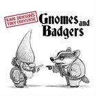 KARL DENSON Gnomes And Badgers album cover