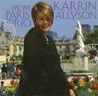 KARRIN ALLYSON From Paris to Rio album cover