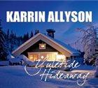 KARRIN ALLYSON Yuletide Hideaway album cover