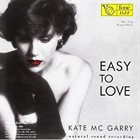 KATE MCGARRY Easy To Love album cover