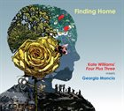 KATE WILLIAMS Finding Home album cover