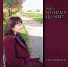 KATE WILLIAMS The Embrace album cover
