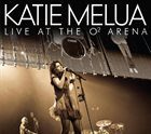 KATIE MELUA Live at the O2 Arena album cover