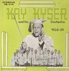 KAY KYSER 1935-39 album cover
