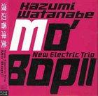 KAZUMI WATANABE Mo' Bop 2 album cover