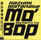 KAZUMI WATANABE Mo' Bop album cover