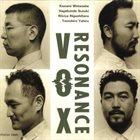 KAZUMI WATANABE Resonance Vox album cover