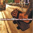 KAZUTOKI UMEZU Umezu Kazutoki Kiki Band: Live at Moers Festival album cover
