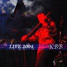KBB Live 2004 album cover