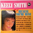 KEELY SMITH Because You're Mine album cover
