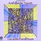KEITH AND JULIE TIPPETT Live at the Purcell Room album cover