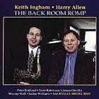 KEITH INGHAM Back Room Romp album cover