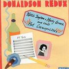 KEITH INGHAM Keith Ingham, Marty Grosz : donaldson redux album cover