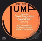 KEITH INGHAM Great Songs from Great Britain album cover