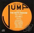 KEITH INGHAM Keith Ingham New York 9, Vol. 3 album cover