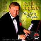 KEITH INGHAM Rockin' in Rhythm album cover
