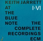 KEITH JARRETT At the Blue Note: The Complete Recordings Album Cover