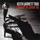 KEITH JARRETT Canada 84 Japan 86 album cover