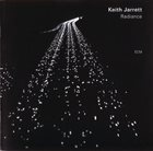 KEITH JARRETT Radiance album cover