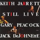KEITH JARRETT Still Live album cover