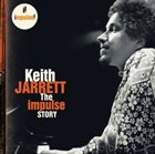 KEITH JARRETT The Impulse Story album cover