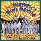 KEITH NICHOLS Keith Nichols & The Blue Devils : Kansas City Breakdown (The Music of Bennie Moten) album cover
