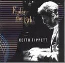 KEITH TIPPETT Friday the 13th album cover