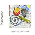 KEITH TIPPETT Pianoforte (with Riley • Grew • Thomas) album cover