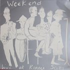 KEITH TIPPETT Weekend With Keith Tippett - Live At Ronnie Scott's album cover