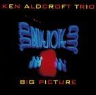 KEN ALDCROFT The Ken Aldcroft Trio  : Big Picture album cover