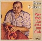 KEN COLYER Very Very Live at the 100 Club album cover