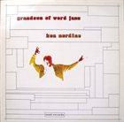 KEN NORDINE Grandson Of Word Jazz album cover